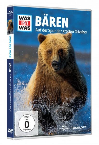Was ist was - Bären - Auf der Spur der großen Grizzlys