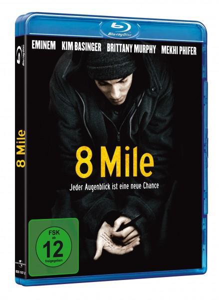 8 Mile - Jeder Augenblick ist eine neue Chance (Blu-ray)