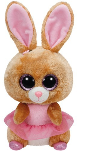 Beanie Boos Glubschi - Twinkle Toes, Hase Ballerina (ca.24cm) Ostern Edition 2016