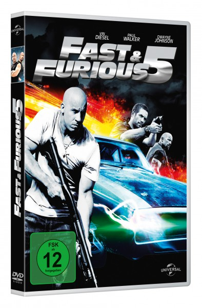 Fast & Furious 5 (DVD)