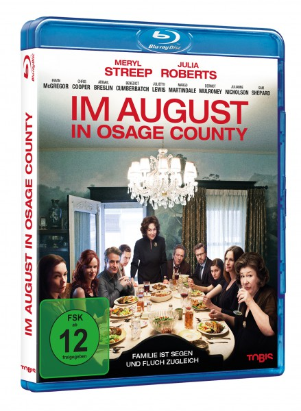 Im August in Osage County (Blu-ray)