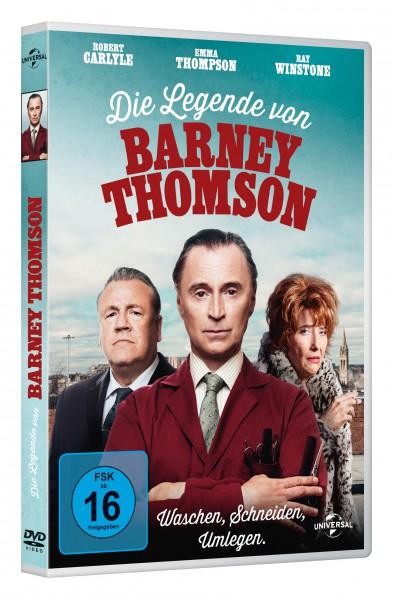 Die Legende von Barney Thomson (DVD)