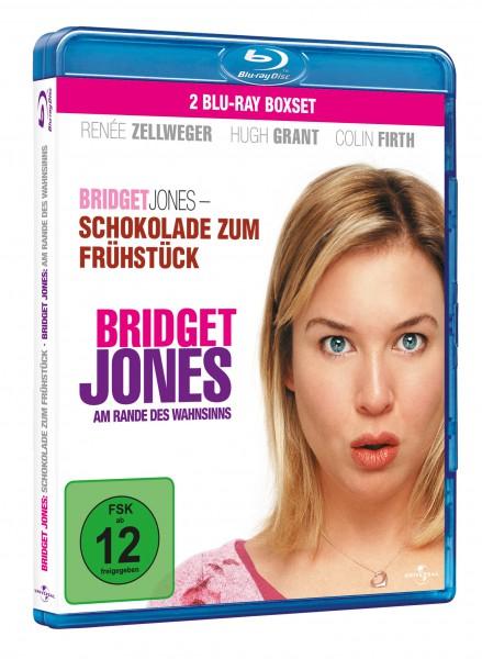 Bridget Jones - Schokolade zum Frühstück / Am Rande des Wahnsinns (Blu-ray)