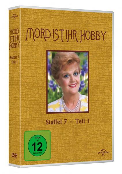 Mord ist ihr Hobby - Staffel 7.1 [3 DVDs]