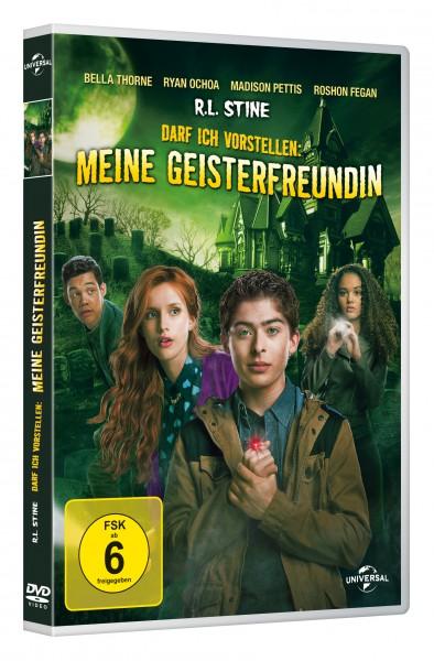 R.L. Stine - Darf ich vorstellen: Meine Geisterfreundin (DVD)