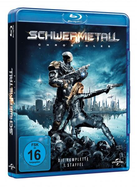 Schwermetall Chronicles - 1. Staffel (Blu-ray)