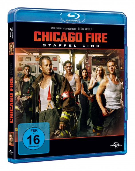 Chicago Fire - Staffel 1 (Blu-ray)
