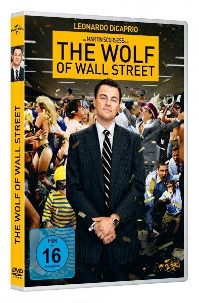 The Wolf of Wall Street (DVD)