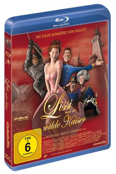 Lissi und der wilde Kaiser (Blu-ray)