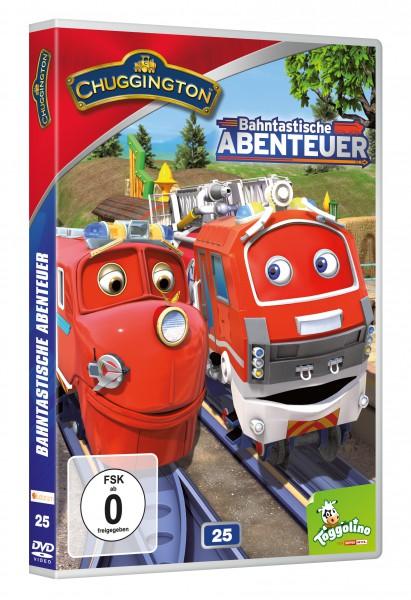 Chuggington - Bahntastische Abenteuer (Vol. 25)
