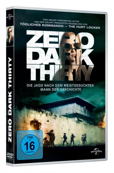 Zero Dark Thirty (DVD)