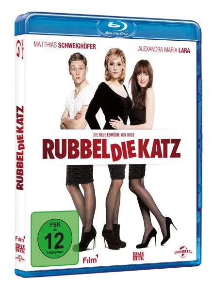 Rubbeldiekatz (Blu-ray)