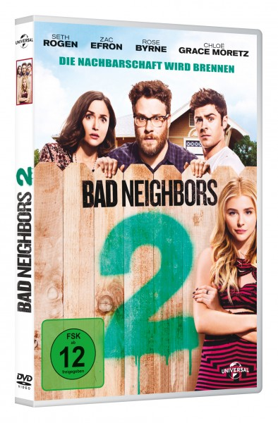 Bad Neighbors 2 (DVD)