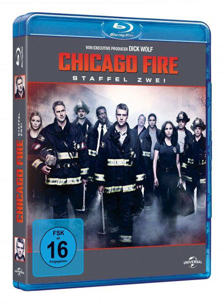Chicago Fire - Staffel 2 (Blu-ray)