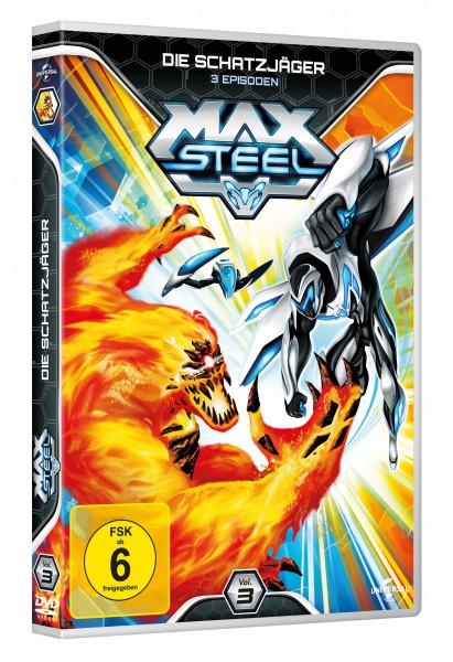 Max Steel (Vol. 3) - Die Schatzjäger