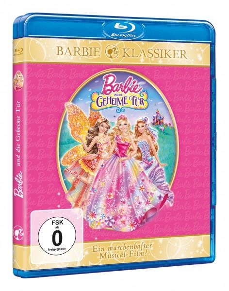 Barbie - und die geheime Tür (Blu-ray)