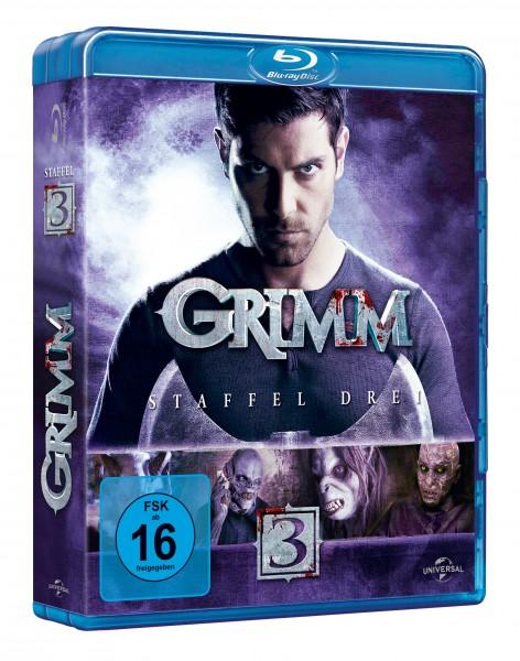 Grimm - Staffel 3 (Blu-ray)