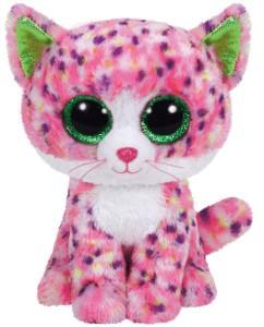 Beanie Boos Glubschi - Sophie, Katze pink (ca.15cm)