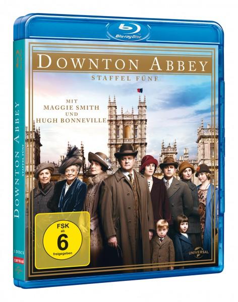 Downton Abbey - Staffel 5 (Blu-ray)