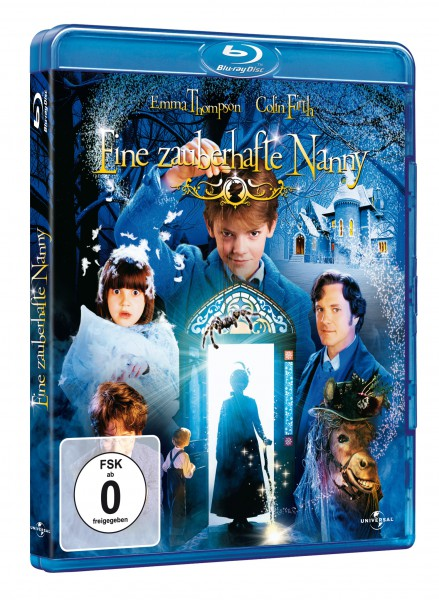 Eine zauberhafte Nanny (Blu-ray)