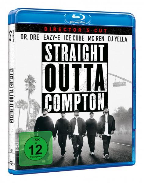 Straight Outta Compton - Director's Cut (Blu-ray)