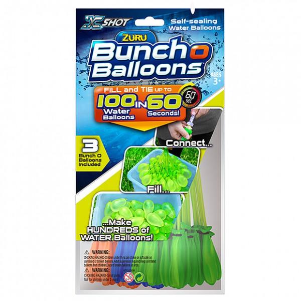 Wasserbomben - Original ZURU Bunch O Balloon über 100 Wasserbomben in 60 Sekunden