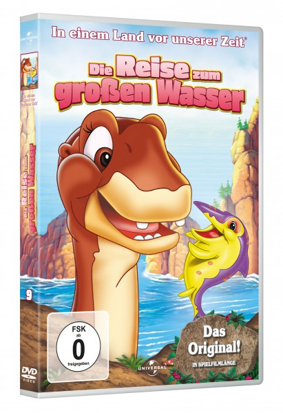 In einem Land vor unserer Zeit - Die Reise zum Großen Wasser (DVD)