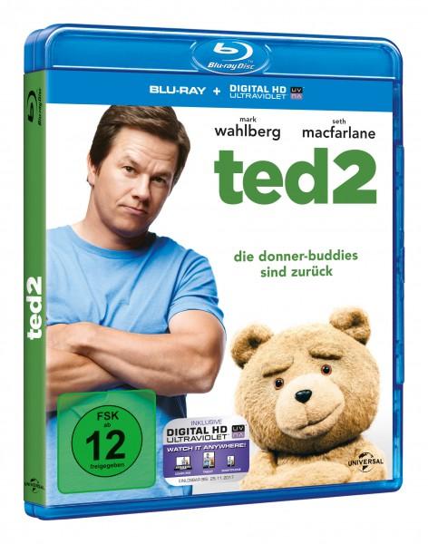 Ted 2 (inkl. Digital HD Ultraviolet) [Blu-ray]