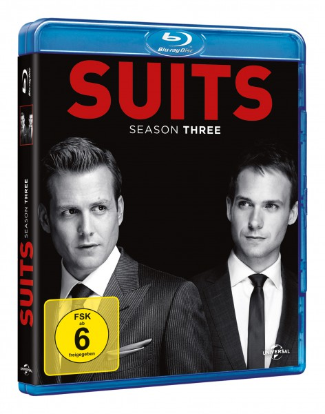 Suits - Season 3 (Blu-ray)