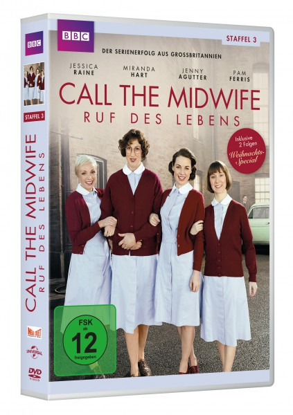 Call the Midwife - Ruf des Lebens - Staffel 3