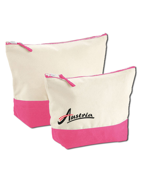 "Accessory Bag Pink ""Kichberg"" im Austria Style"
