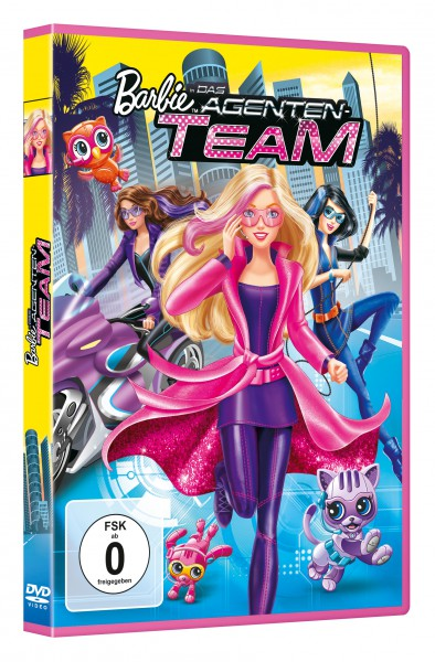 Barbie in: Das Agenten-Team (DVD)