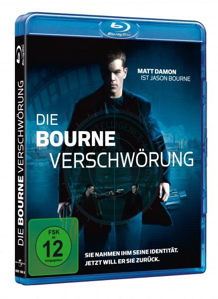 Die Bourne Verschwörung (Blu-ray)