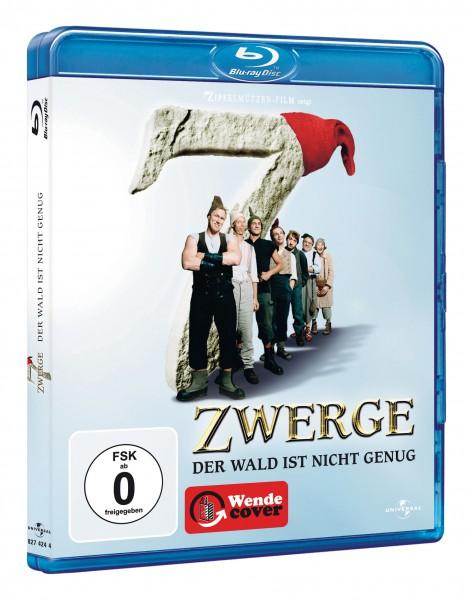 7 Zwerge - Der Wald ist nicht genug (Blu-ray)