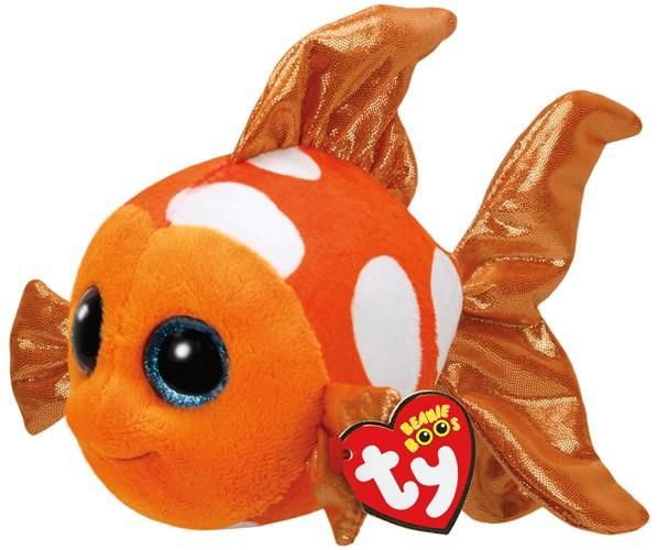 Beanie Boos Glubschi - Sami, Clownfisch (ca.15cm)