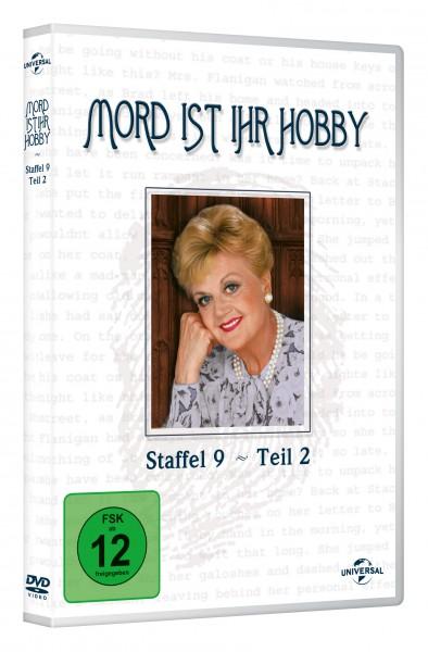 Mord ist ihr Hobby - Staffel 9.2 [3 DVDs]