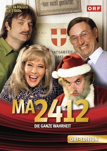MA 2412 - Die komplette Serie (DVD)