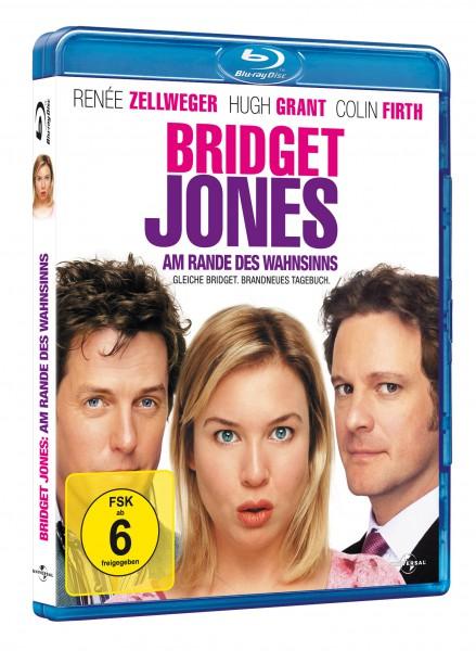 Bridget Jones - Am Rande des Wahnsinns (Blu-ray)