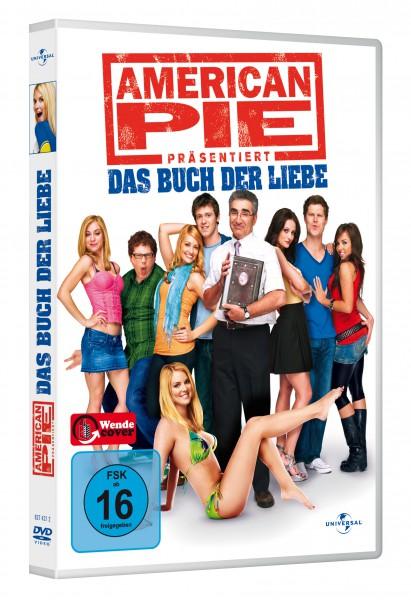 American Pie präsentiert: Das Buch der Liebe (DVD)