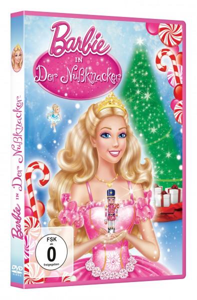 Barbie - in: Der Nussknacker (DVD)
